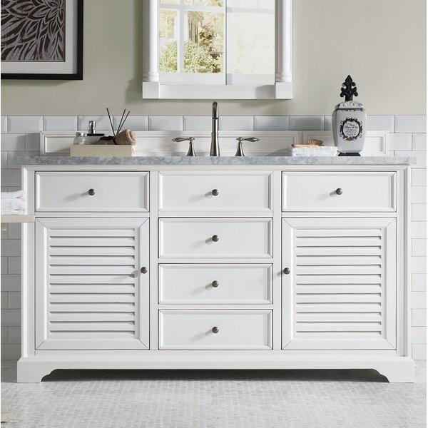 Osmond 60 Single Bathroom Vanity Set by Greyleigh