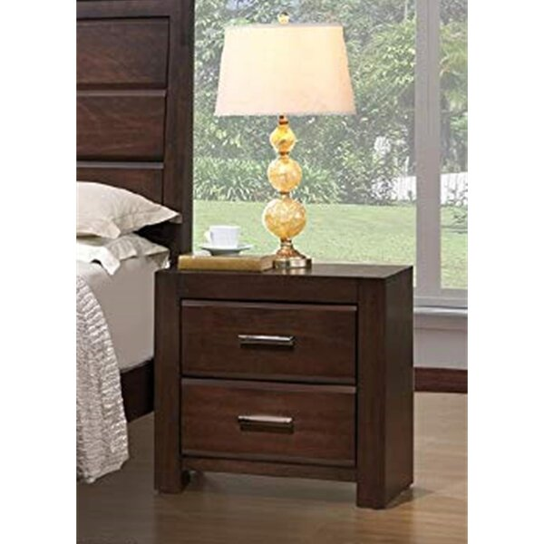 Chippenham 2 Drawer Nightstand by Red Barrel Studio