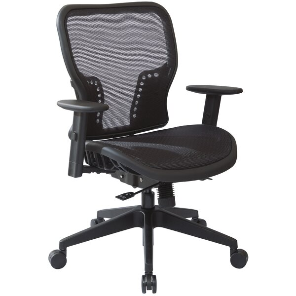 Space Seating High-Back Mesh Executive Chair by Office Star Products