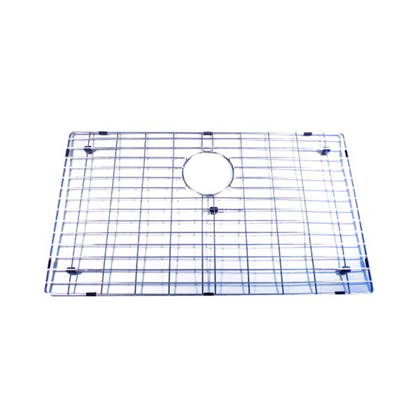 Premium Bottom Grid for Zero Radius Large Single Bowl by Nantucket Sinks