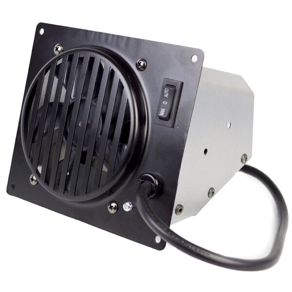Wall Heater Blower by DuraHeat