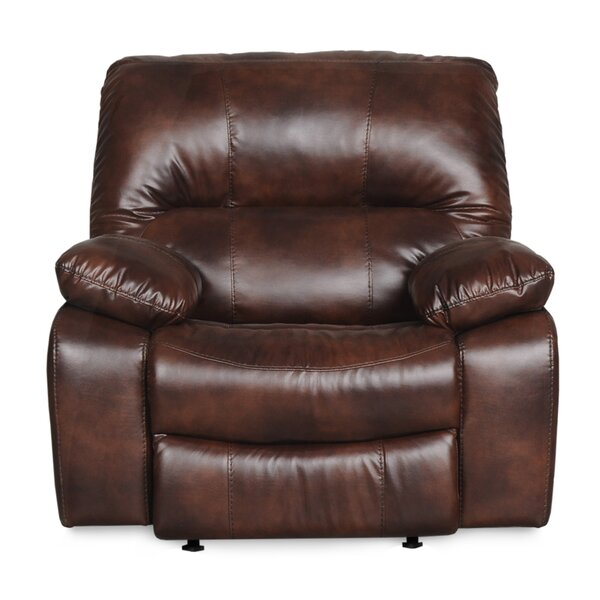 Benson Manual Rocker Recliner RDBL1508