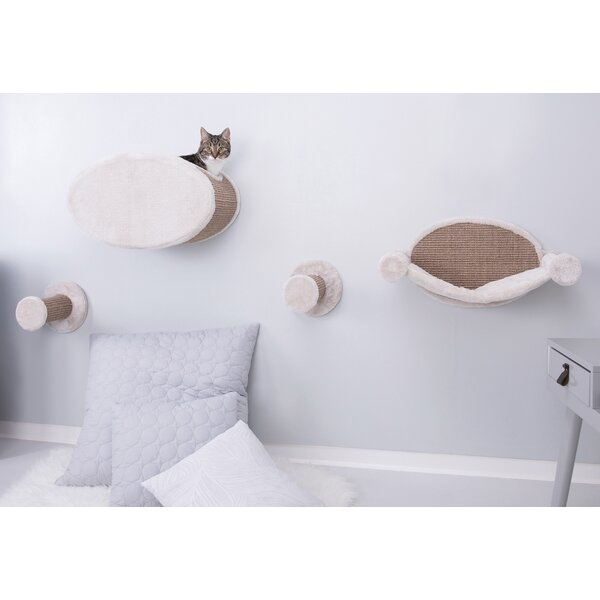Grafton Wall Mount Cat Playground Cat Perch by Tuc