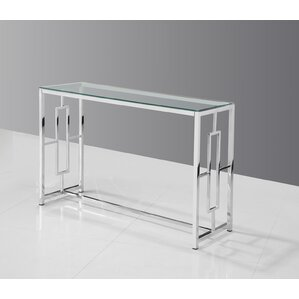 Gannon Console Table by Ivy Bronx
