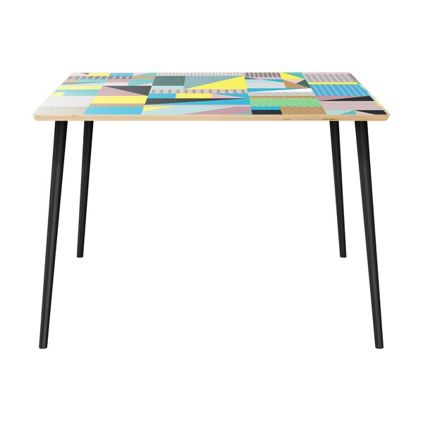 Merkley Dining Table by Wrought Studio