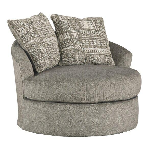 Bchester Swivel Chair and a Half by Brayden Studio