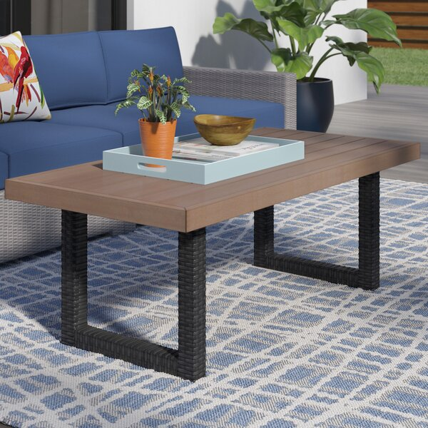 Linwood Coffee Table by Beachcrest Home