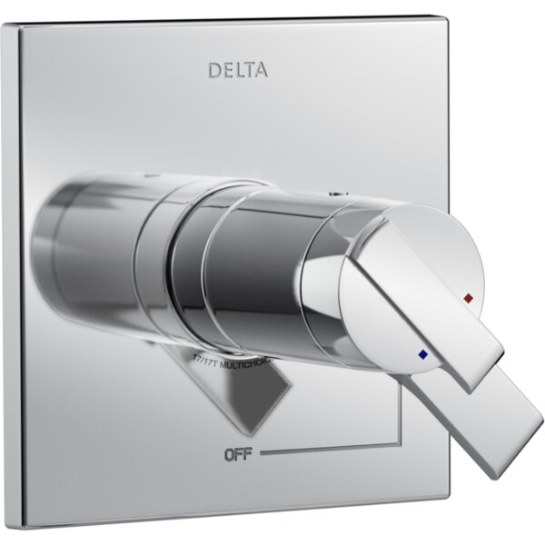 Ara TempAssure® Valve Only Trim with Lever Handle by Delta