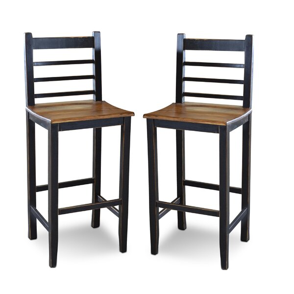 Party 30 Bar Stool (Set of 2) by Sunset Trading