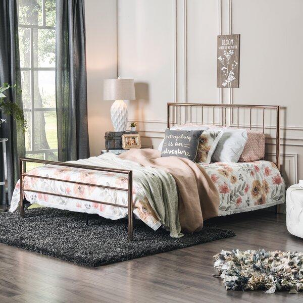 Tatum Panel Bed by Mercer41