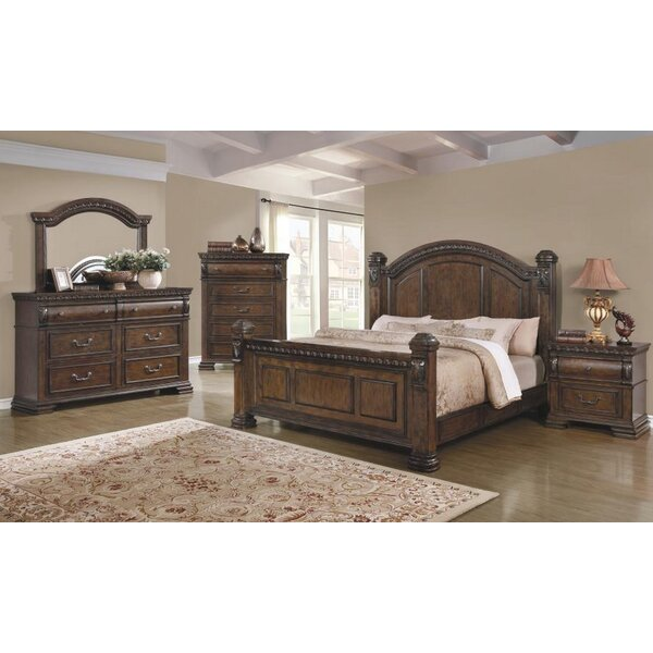 Neufeld Panel Configurable Bedroom Set by Astoria Grand