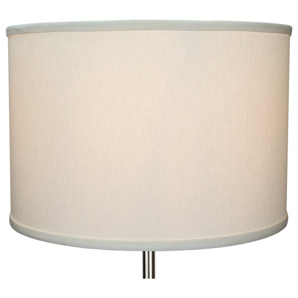 16 Linen Drum Lamp Shade by Fenchel Shades