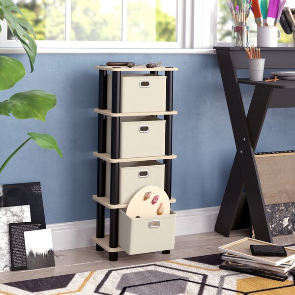 Bargas Etagere Cube Bookcase by Ebern Designs