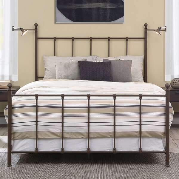 Christiana King Standard Bed by August Grove