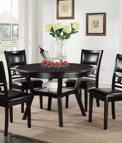 Jackins 5 Piece Dining Set by Winston Porter