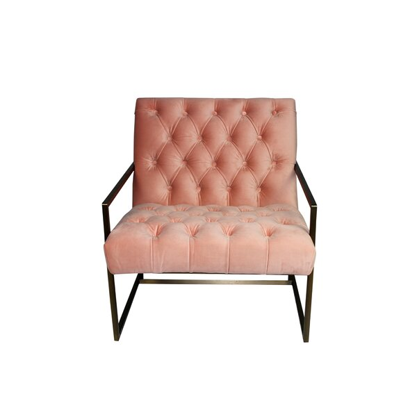 Stanley Lounge Chair by Everly Quinn