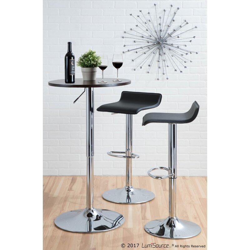 Fantastic Camargo Adjustable Height Swivel Bar Stool Gamerscity Chair Design For Home Gamerscityorg