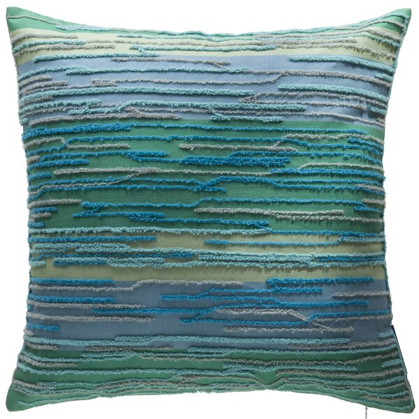 Seaside Throw Pillow by 14 Karat Home Inc.