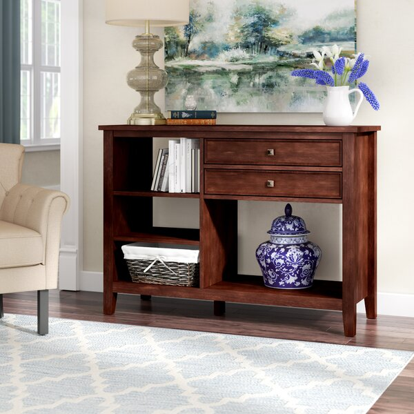 Nelsonville Console Table by Alcott Hill