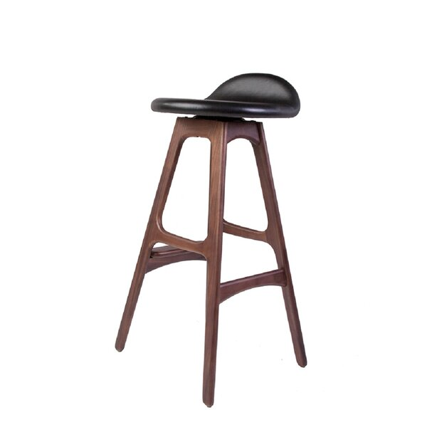 Erik Buck 26.4 Swivel Bar Stool by Stilnovo