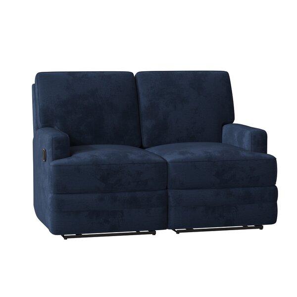 Kaiya Reclining Loveseat by Wayfair Custom Upholstery Wayfair Custom Upholstery™