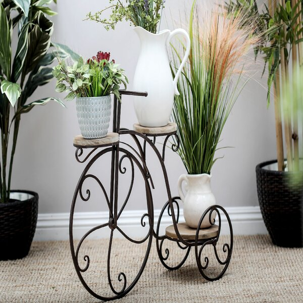 Bicycle Plant Stand by Cole & Grey