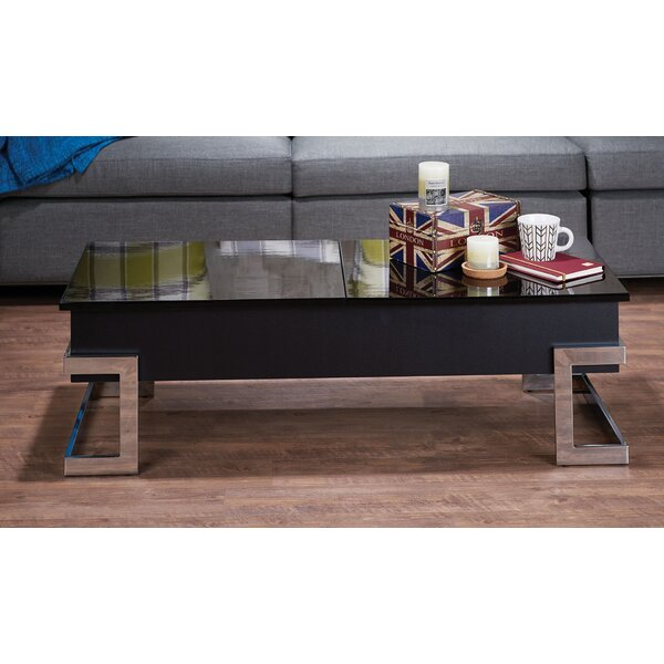 Christofferso Coffee Table By Everly Quinn