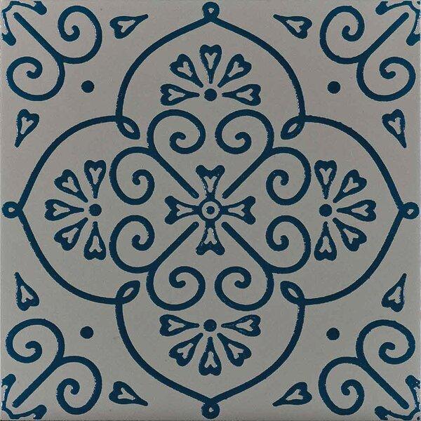 Terra Mia 8 x 8 Porcelain Field Tile