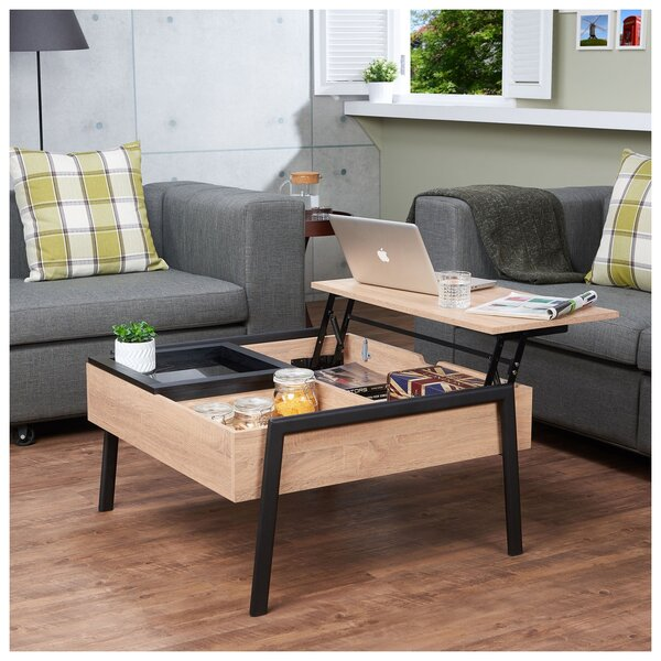 Jayesh Lift Top Coffee Table By Ebern Designs