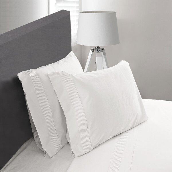 Carnside Pleated Sheet Set by Charlton Home