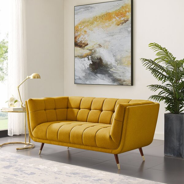 Stay Up To Date With The Newest Trends In Callis Loveseat by Corrigan Studio by Corrigan Studio