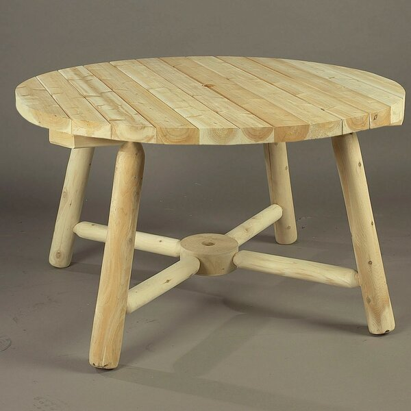 Dining Table by Rustic Natural Cedar Furniture