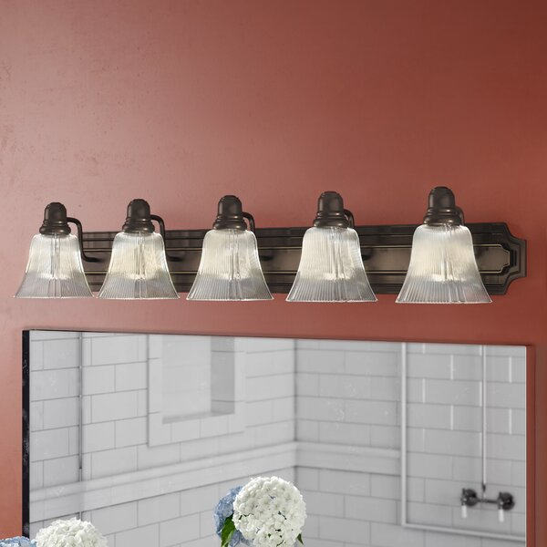 Kincaid 5-Light Vanity Light by Winston Porter