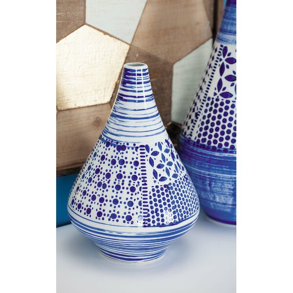 Ceramic Table Vase by Cole & Grey