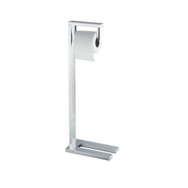 Demetra Free Standing Toilet Paper Holder