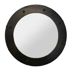 Noir Clay Wall Mirror