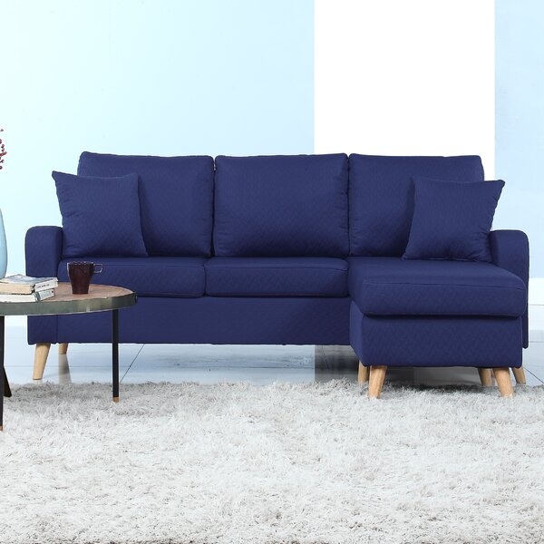 Shaina Reversible Sectional by Mistana