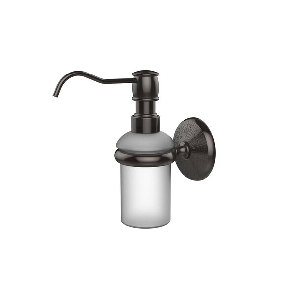 Monte Carlo Wall Mounted Soap Dispenser by Allied Brass