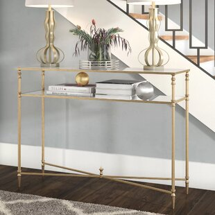 Look for Caila Console Table By Willa Arlo Interiors