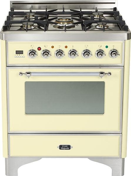 30 Free-standing Gas Range by ILVE