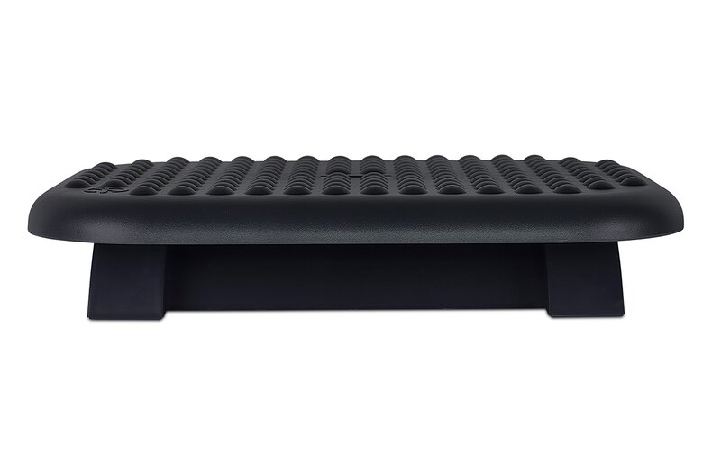Charmant Mount It! Foot Rest Under Desk Ergonomic Footrest   Reduces Muscle Strain  And Fatigue