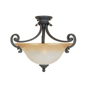 Earline Semi Flush Mount