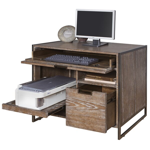 Belmont Credenza Desk by Martin Home Furnishings