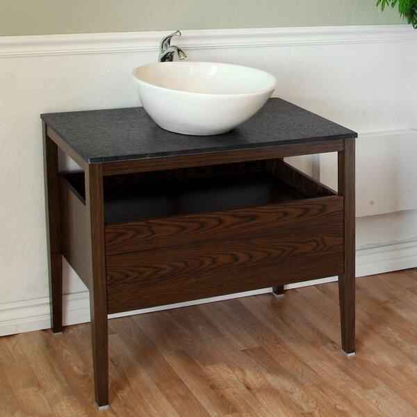 Cabot 36 Single Bathroom Vanity Set by Bellaterra Home
