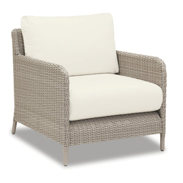 Manhattan Club Chair with Cushions by Sunset West