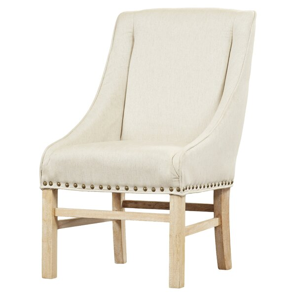 Busch Upholstered Dining Chair by Lark Manor
