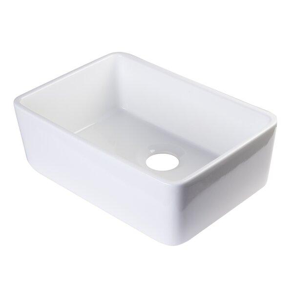 23.5 L x 16 W Kitchen Sink by Alfi Brand
