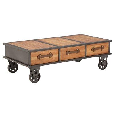 Wheels Coffee Tables You Ll Love Wayfair Co Uk