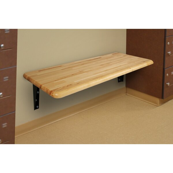 Hardwood Locker ADA Wood Bench by WB Manufacturing