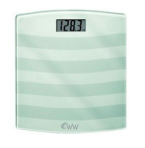 Digital Painted Glass Scale by WeightWatchers